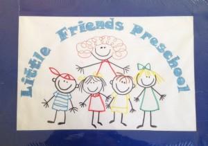 Little Friends Preschool - Happy Stick Children